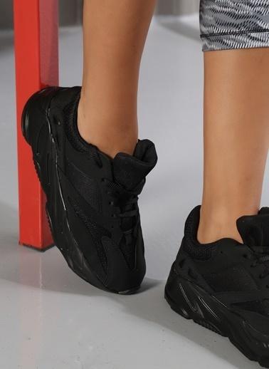 Shoes1441 Yürüyüş Ayakkabısı Siyah
